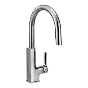 Kitchen Faucet magnetic pull down kitchen faucet | wayfair