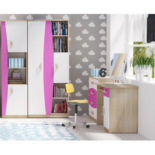 Lyric 4 Piece Bedroom Set By Isabelle & Max