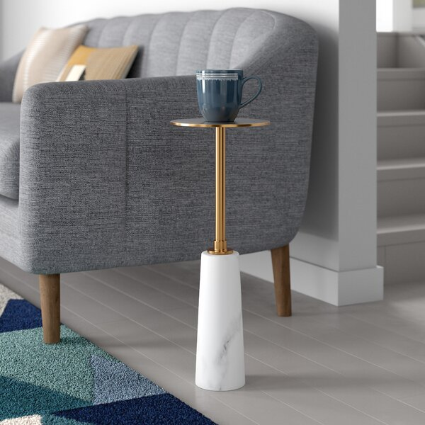 Fabulous Modern Contemporary Small Side Drink Tables Allmodern Andrewgaddart Wooden Chair Designs For Living Room Andrewgaddartcom
