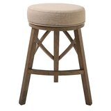 Poteet 30 Swivel Bar Stool by Gracie Oaks