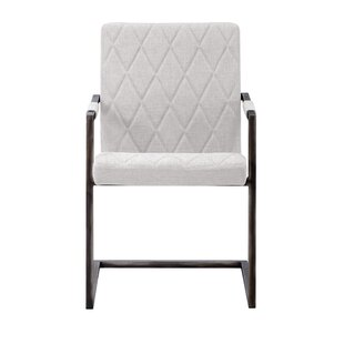 Greaney Upholstered Dining Chair (Set of 2)