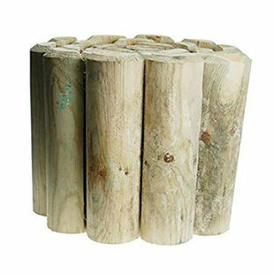 Up To 70% Off Haleburg Log Garden Edging 1.8 X 0.23 M