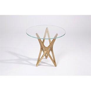 Cresson Star End Table by Brayden Studio