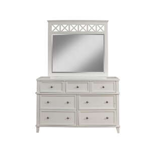 Save Parocela 7 Drawer Dresser R98
