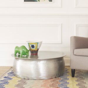 Hammered Coffee Table by F..
