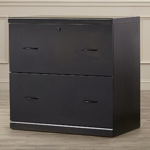 Otterbein 2 Drawer File Cabinet Charlton Home