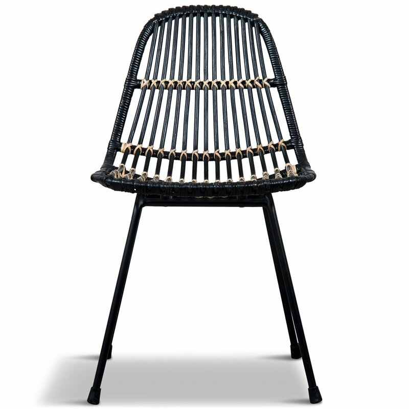 Mod Bali Patio Dining Chair Wayfair