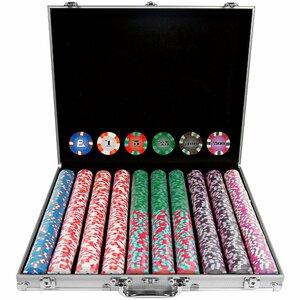 NexGenu2122 PRO Poker Set With Aluminum Case