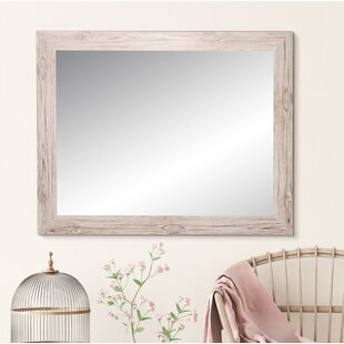 Gracie Oaks Samual Farmhouse Charm Accent Mirror