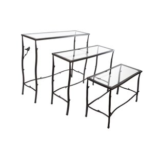 3 Piece Console Table Set By Brambly Cottage