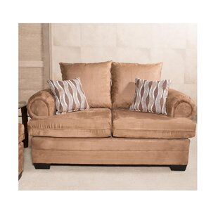 Keensburg Loveseat by Charlton Home