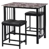 3 - Piece Dining Set by Red Barrel Studio®