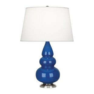 Small Triple Gourd 25 Table Lamp