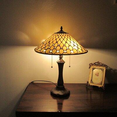 "Astoria Grand Conroy Victorian 21.5"" Table Lamp"