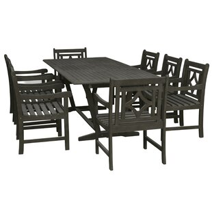 Etowah 9 Piece Patio Dining Set