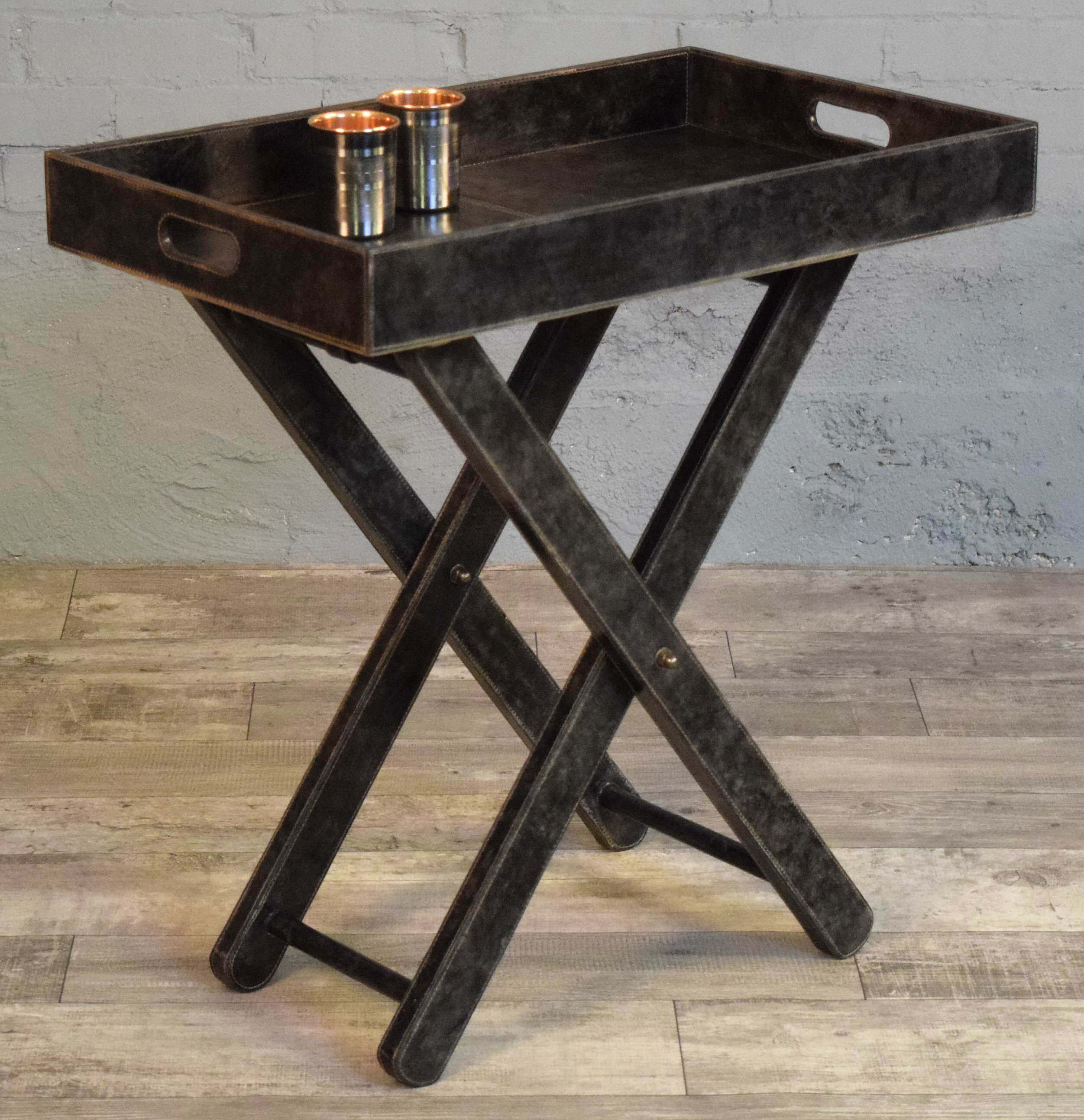 Exceptionnel Darby Home Co Geffrey Butler Tray Table | Wayfair