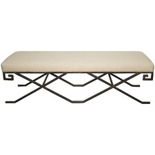 Ming Upholstered Bedroom Bench by Noir