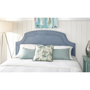 Madigan Full/Queen Upholstered Panel Headboard by House of Hampton
