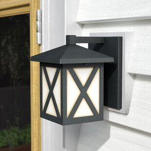 Roundtree 1-Light Outdoor Wall Lantern