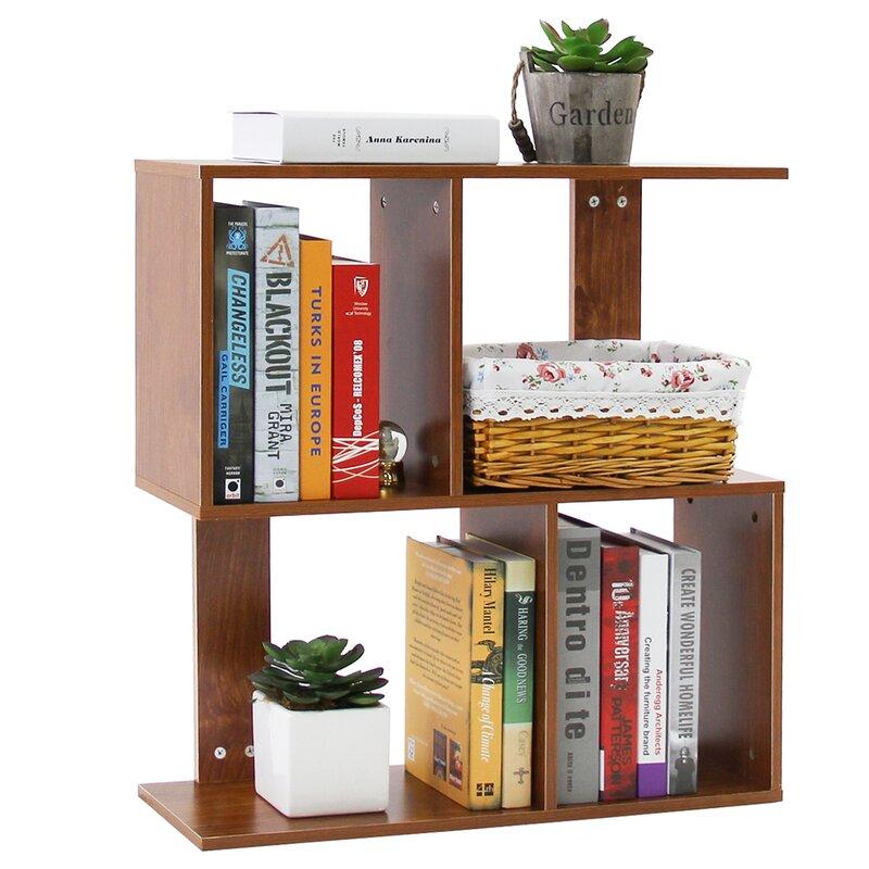 Shelves Display Bookcase Desk Organizer