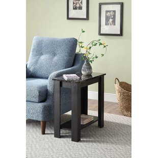 Clearance Riveria End Table By Winston Porter