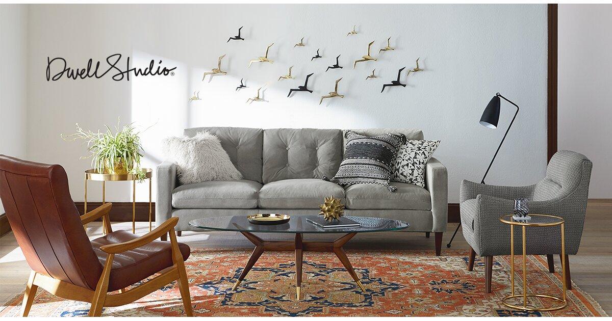 DwellStudio Modern Furniture Store Home Dcor amp Contemporary Interior Design