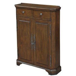 Sarreid Ltd Chameleon 2 Drawer and 2 Door Accent Cabinet