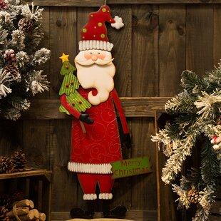 Santa Garden Stake By The Seasonal Aisle