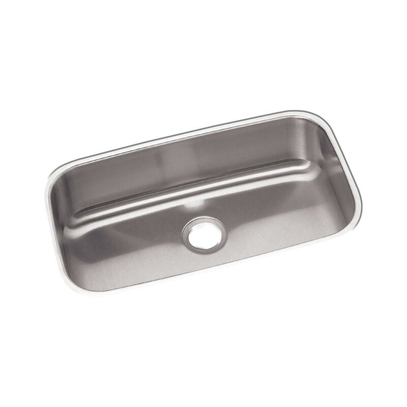 dayton 31   x 18   undermount kitchen sink elkay dayton 31   x 18   undermount kitchen sink  u0026 reviews   wayfair  rh   wayfair com