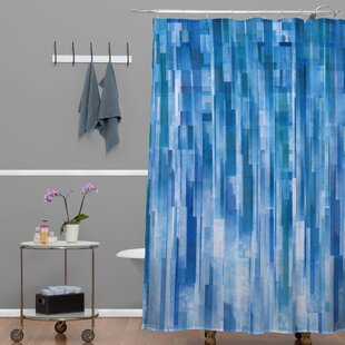 Jacqueline Maldonado Rain Single Shower Curtain