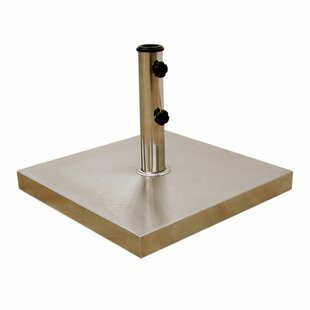 Square Steel Free Standing Umbrella Base By Symple Stuff