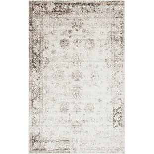 Inexpensive Brandt Light Beige Area Rug By Mistana