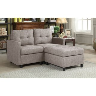 Wetherby Right Hand Facing Modular Sectional by Ebern Designs SKU:BD462342 Information