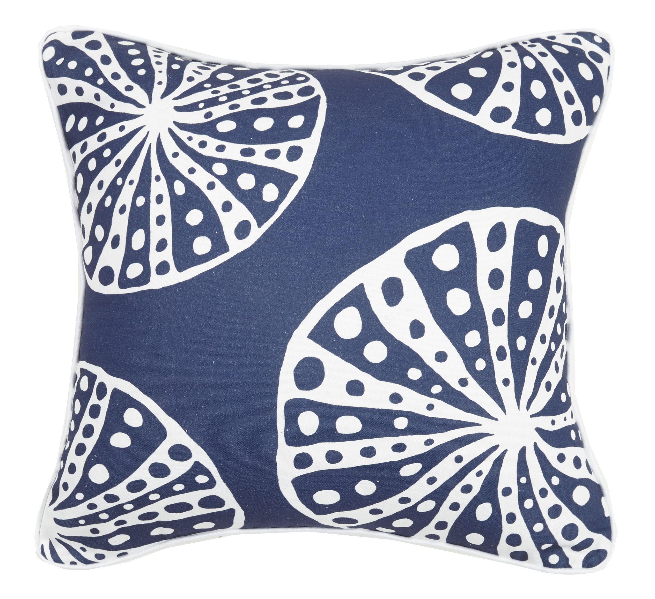 Highland Dunes Danita Urchin Cotton Throw Pillow Wayfair