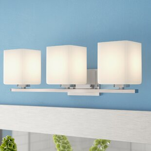 Orren Ellis Janeta 3-Light Vanity Light