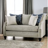 Cao 65 Recessed Arms Loveseat by Darby Home Co