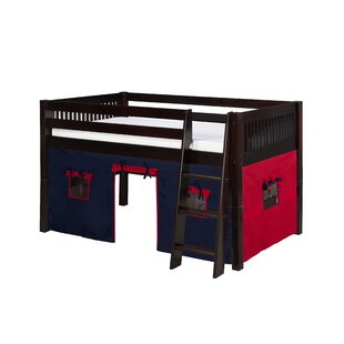 Looking for Isabelle Twin Low Loft Bed by Viv + Rae Reviews (2019) & Buyer's Guide