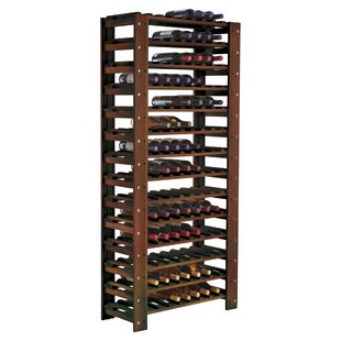 Glenford 126 Bottle Floor Wine Rack by Da..