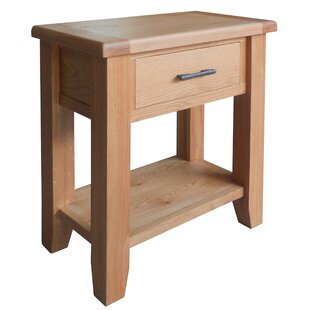 Ashly Console Table By Natur Pur