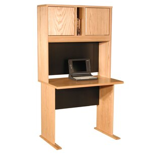 Modular Writing Desk with Hutch