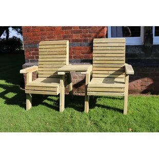 Southmont Wooden Love Seat By Sol 72 Outdoor