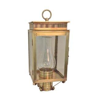 1800 Series 1-Light Lantern Head by Brass Traditions