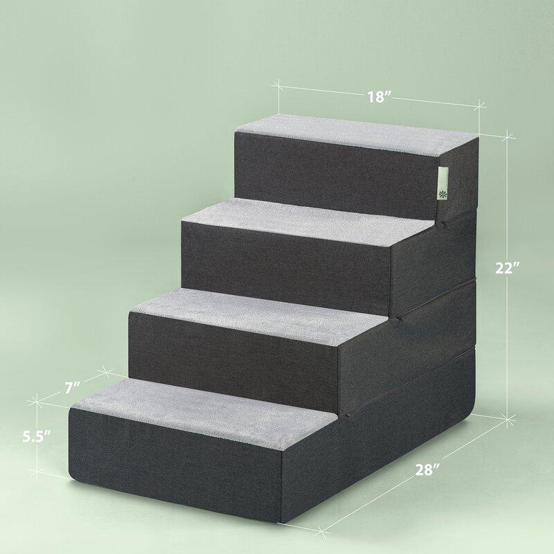 Superbe Easy 4 Step Pet Stair
