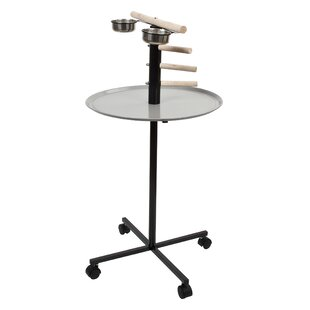 T Bar Stand With Climbers by Rainforest Cages