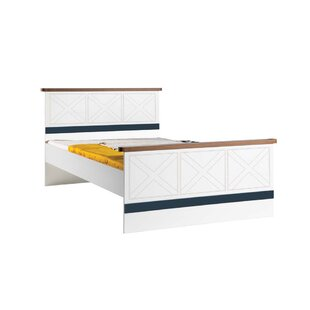 Harriet Bee Saffo Platform Bed