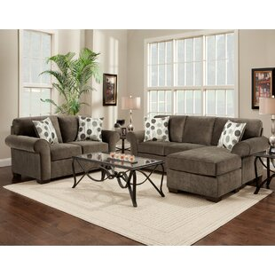 Affordable Wellsville Configurable Living Room Set by Red Barrel Studio Reviews (2019) & Buyer's Guide