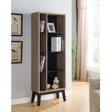 Osseo Creative Standard Bookcase by Ivy Bronx