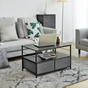 Amado Coffee Table with Storage by Ebern ..