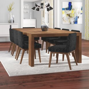 Crume 9 Piece Dining Set Corrigan Studio