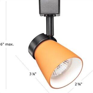 WAC Lighting Miniature Luminaire Line Track Head